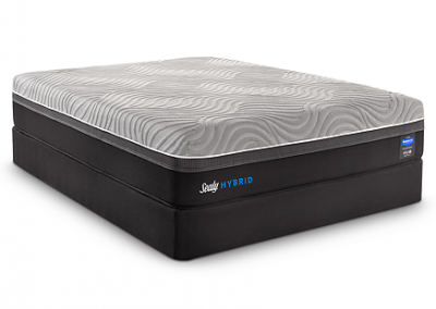 SEALY POSTUREPEDIC PREMIUM HYBRID – Copper II Cushion Firm