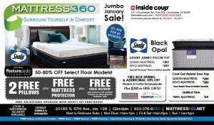 Mattress specials and sales in Glendale, AZ