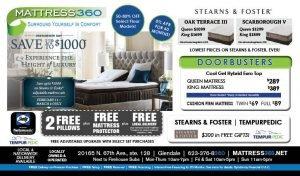 Mattress and bedding specials in Glendale, AZ