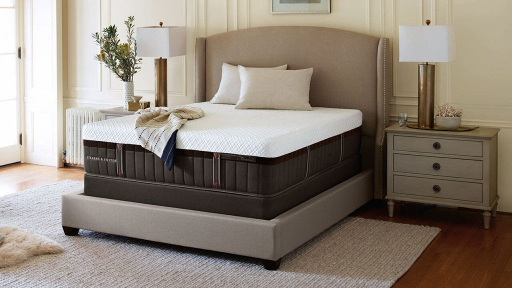 Hybrid mattresses provide health benefits. Call MATTRESS360 today!