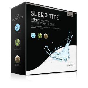 9 Sleep Tite Smooth Mattress Protector