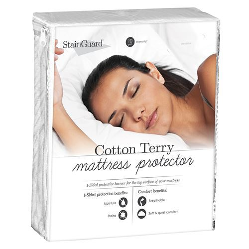 PURECARE-Stain Guard Cotton Terry Protector