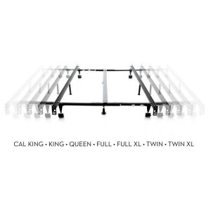 Low Profile Adjustable Bed Frame 2