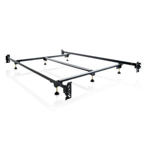 Steelock® Hook-In Headboard Footboard Bed Frame