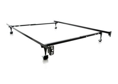 MALOUF TWIN/FULL LT ADJUSTABLE BED FRAME