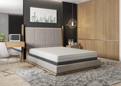 BEDTECH-Copper Lux 12″