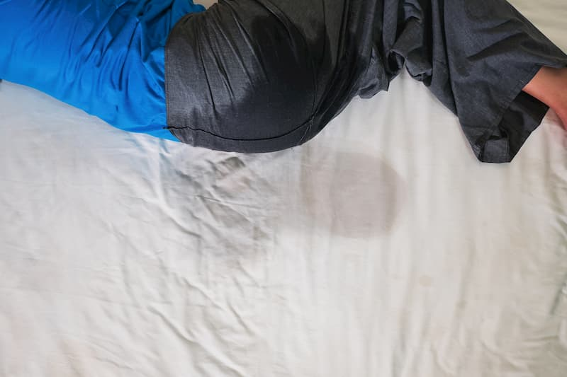 Tips on removing urine stains from mattresses. MATTRESS360
