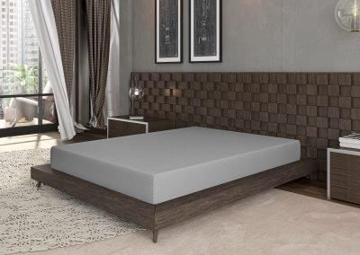 BEDTECH-Gel Comfort 10″