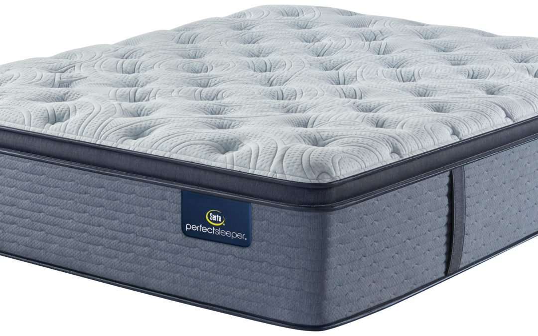 Perfect Sleeper® by Serta Mattresses Luminous Sleep Plush Pillow Top